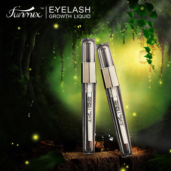 Professional 5ml Eyelash Growth Treatments Liquid Serum Enhancer Eye Lashes Longer Thicker Eyelash Extension