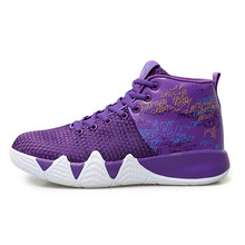 f02d954412d8 New Jordan Kyrie 4 Big Sizes Trainer Breathable Outdoor Sport Shoes Men  Lebron Sneakers high more