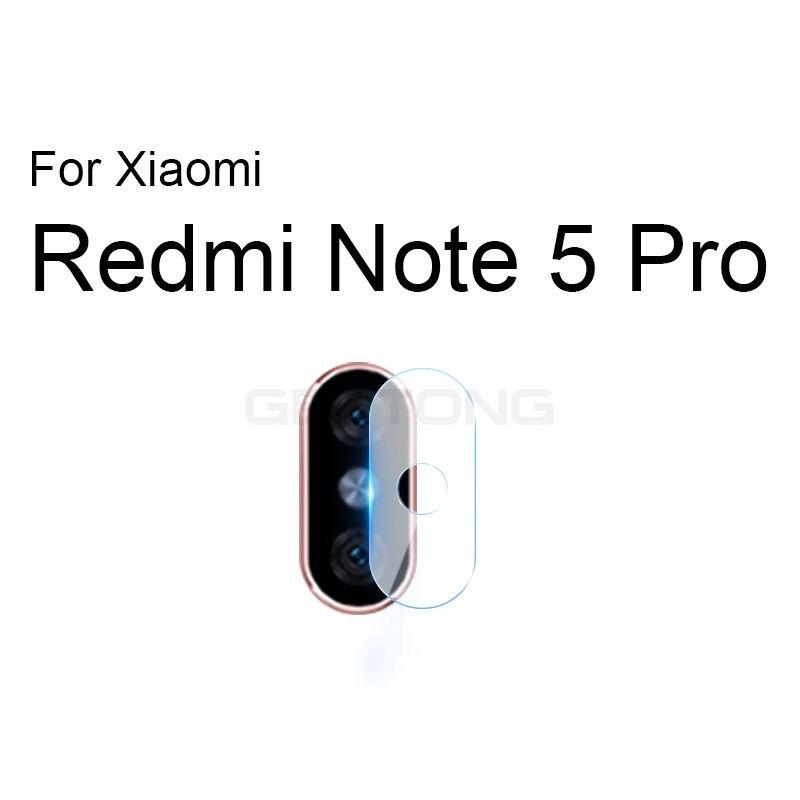 3PCS Phone Camera Lens Tempered Glass For Xiaomi Redmi 7 6A Note 7 6 5 Pro Mi8 Mi A1 A2 Lite Mi9 SE Protector Protective Film