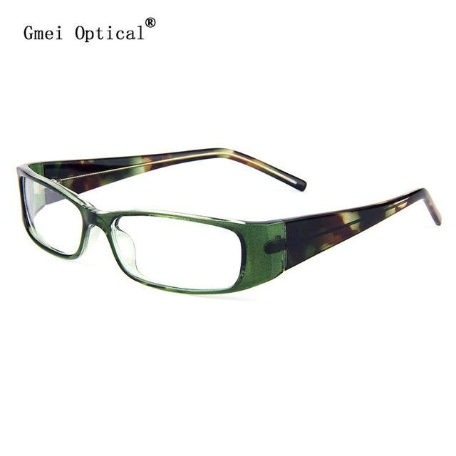 Medium Size Rectangle Plastic Full Rim Men\'s Optical Eyeglasses ...