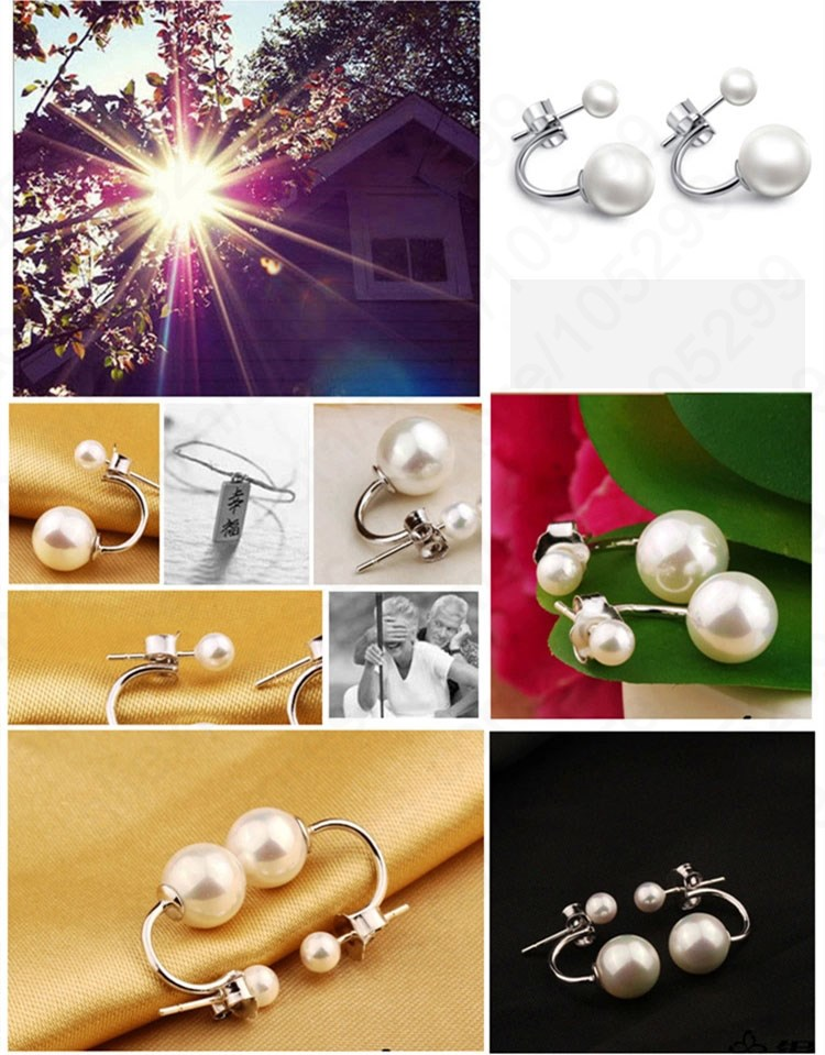 JEXXI-2018-New-Arrival-Real-Pure-925-Sterling-Silver-Double-Natural-Round-Pearl-Beads-Stud-Earrings (3)