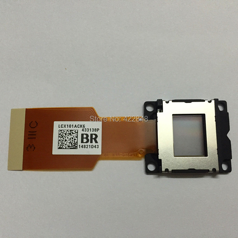 Projector LCD panel prism LCX101 for SONY VPL-EX120 Projector projector lcd panel prism lcx101 for sony vpl ex121 projector