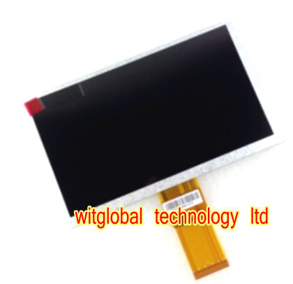 New LCD Display Matrix 7 EXEQ P-746 3G TABLET LCD Screen Panel Lens Frame replacement Free Shipping new lcd display matrix 7 supra m726g supra m720g 3g tablet 40pins lcd screen panel lens frame replacement free shipping