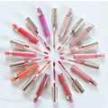 20 Pcs Free shipping 19 Colors Brand Lipgloss Ultra Matte velvety Liquid Color Pop Lipstick Matte liquid Lip gloss Waterproof