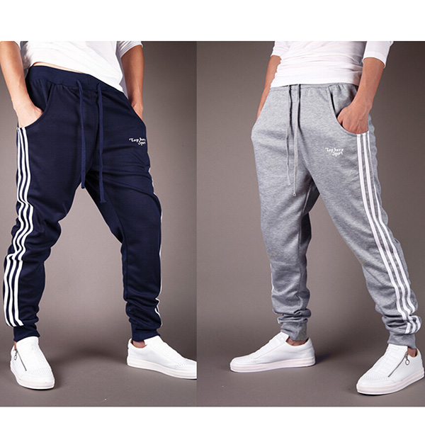 473543a78 Hot Sell Hip Hop Pants Mens Harem Pants Male Sports Boy Trousers Training  Pants Sweat Track Pants Slacks-in Cross Pants from Men's Clothing on ...