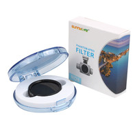 HD Filter ND ND4 8 16 32 Camera Lens Filters for Suitable for DJI Phantom 4