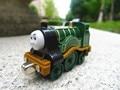 Кривая обучения Томас & Друзья Взять N Play Металл Литья Под Давлением Эмили Игрушечный Поезд Новый Свободные
