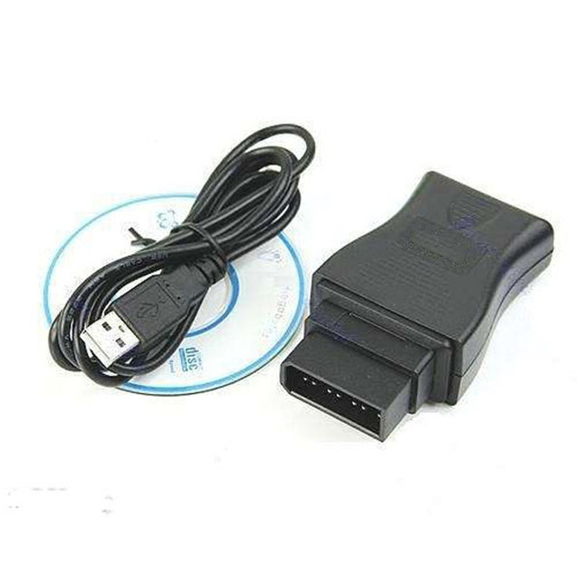 Для Нисан Con-результат ДЛЯ USB Диагностический Интерфейс OBD2 NS CO-N--SULT usb 14 pin Бесплатная Доставка 1 шт./лот