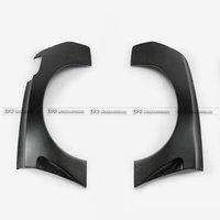 Car Styling S2000 AP1 AP2 FRP Fiber Glass RB Style Wide Rear Fender Fiberglass Wheel Flare