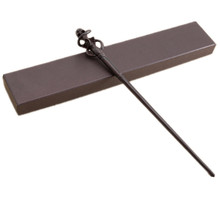 Hot Sale Harry Iron core Deluxe New Mystical Death Eaters Hogwarts Replica Magic Wand