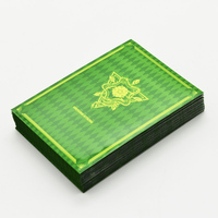 50 PCS SET Scrub Colorful Backs Card Sleeves Cards Protector For Board Game Cards Magic The