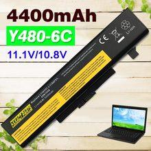 NEW  Laptop Battery  For LENOVO Y480  L11L6Y01 L11L6F01 L11L6R01 L11M6Y01  L11N6R01 L11N6Y01 L11P6R01 L11S6F01 L11S6Y01 45N1048