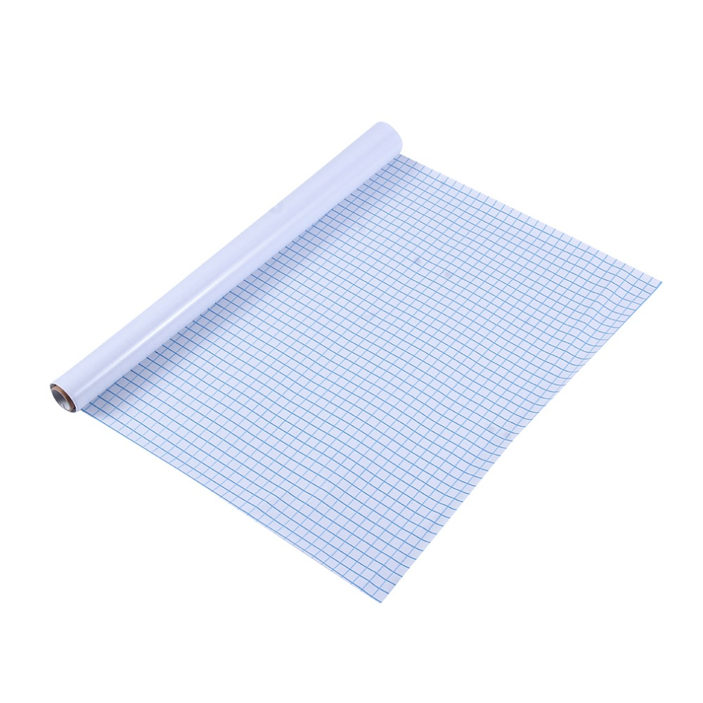 200*45cm Whiteboard Sticker Dry Erase Boards Removable Wall Decal Chalkboard With Whiteboard Pen For Kids Rooms Kitchen Office