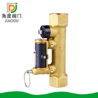 Factory Direct Sales Heating System With Air Conditioning Visual Flow Control Balance Valve Integrated Valve