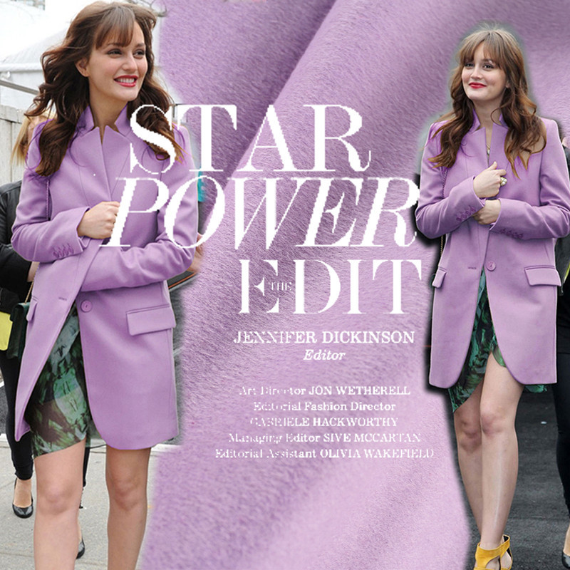 Popular Lavender Coat-Buy Cheap Lavender Coat lots from China ...