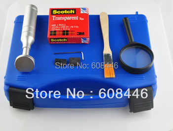 New CrossHatch Adhesion Tester Instruction Cross-Cut Tester Kit for Paint Tool Sets