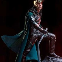 NEW hot 25cm Avengers Loki limited edition Action figure toy