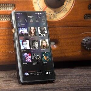 Image 4 - FiiO M11 HIFI מוסיקה נגן AK4493EQ * 2 פלט מאוזן/תמיכת WIFI/אוויר לשחק/Spotify Bluetooth 4.2 aptx HD/LDAC DSD USB DAC