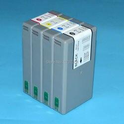 5 zestawów kompatybilny wkład z atramentem T7911-T7914 pełne pigment tusz do Epson wf-5620 4640 4630 5110 5190 5690 drukarka atramentowa