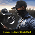Cool Watch Dogs 2 Mask Adien Pearce Watch Dogs Mask The Mask Of Game Hero Cosplay Black Mask Cosplay