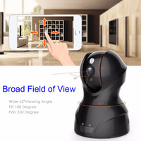 720P 1080P HD Baby Monitor Security Camera Wireless Wifi Home Video Monitoring Camera With Two Way
