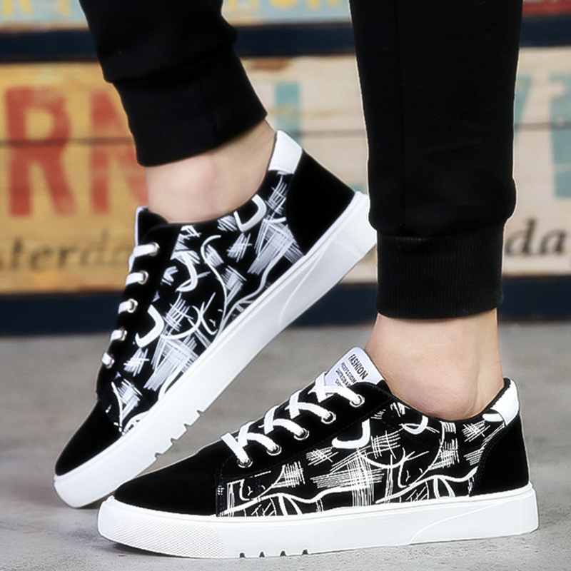 2019 men spring casual shoes male trend wild canvas shoes S9032019 men spring casual shoes male trend wild canvas shoes S903