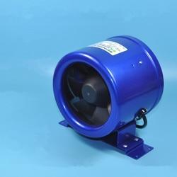 6 Zoll 6 U0027u0027Küche Toilette Wand Rund Abluftventilator Leistungsstarke Flow  Fan Ventilator