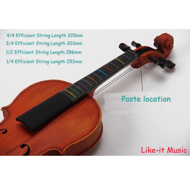 AliexpressCom  Buy Beginners Violin Fiddle Fingerboard Fret
