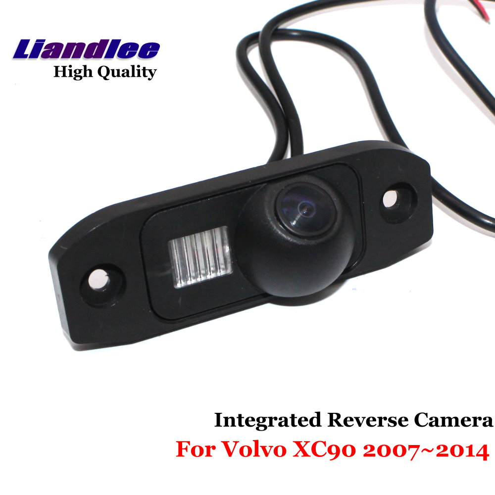 AUTO CAM For Volvo XC90 2007 2008 2009 2010 2011 2012 2013 2014 Car Rear View Parking Camera Rearview Reverse Camera CCD HD
