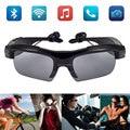 2 en 1 Auricular Bluetooth Gafas de sol Al Aire Libre Gafas de Auriculares de Música con Micrófono Estéreo Para Auriculares Inalámbricos