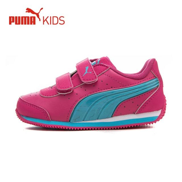 Filles Paillette Lumineux Enfants Chaussures Garçons Puma PZukXilwOT