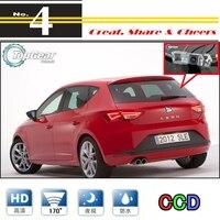 Für SEAT Leon 1 P 5F MK2 MK3 2006 ~ 2014 auto Kamera Hohe Qualität Ansicht aushilfskamera für PAL/NTSC Für TG Tuning | CCD + RCA-in Fahrzeugkamera aus Kraftfahrzeuge und Motorräder bei