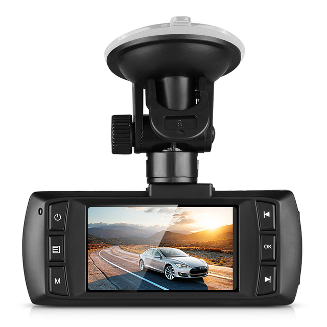 Excelvan Car DVR Dash Camera 2.7 inch Full HD 1080P 170 Wide Angle Night Vision