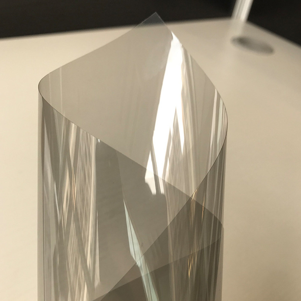 UV Rejet 99% Gris Fenêtre Teinte de Construction De Haute Qualité De Voiture Fenêtre PET Film Solaire Fenêtre De La Voiture Teinte 1.52 m x 5 m