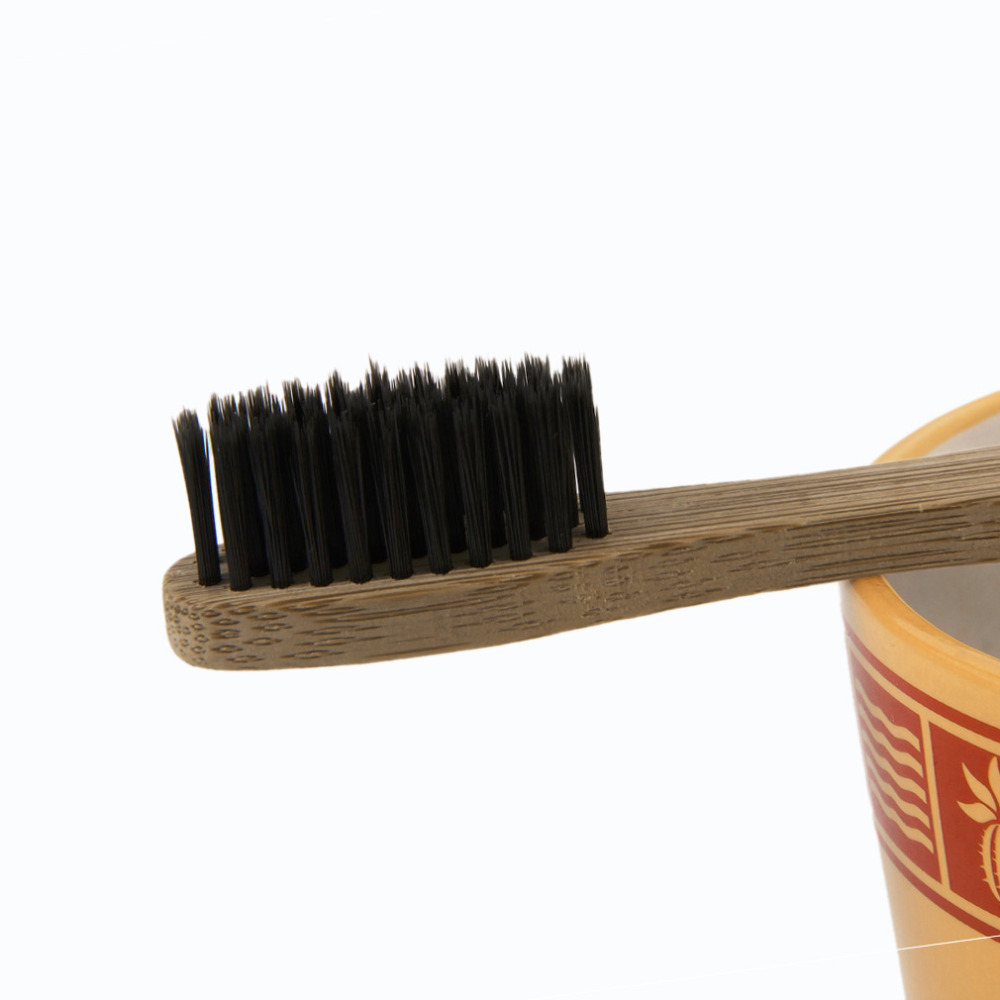 Environment-friendly Wood Toothbrush