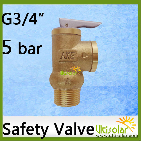 AKE 5Bar Opening Pressure Safety Valve YA-20 3/4 AKE 0.5Mpa Spring Type Relief Valve 10bar opening pressure safety valve ya 20 3 4 ake 1mpa ultifittings com