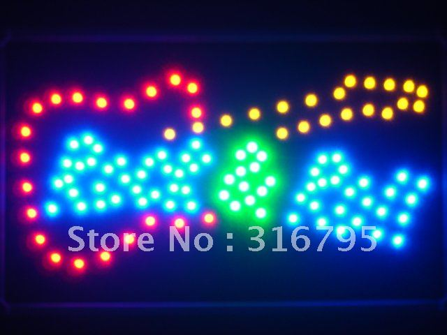 led022-b Guitar Rock n Roll LED Neon Light Sign Wholesale Dropshipping