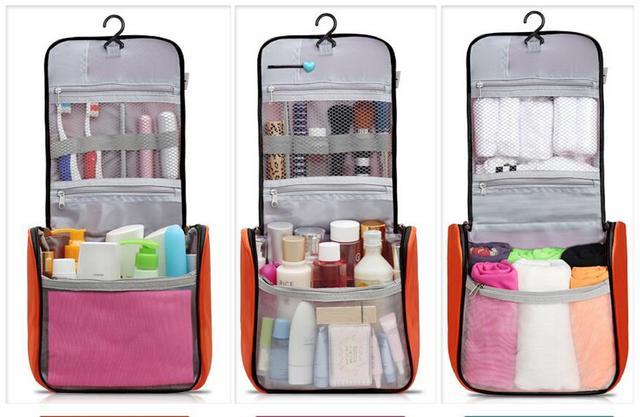 Waterproof Organizador Cases Bolsa Neceser Maquillaje Porta Maquiagem Rangement Bolso Cosmetic Necessaries For Travel Toilet Bag