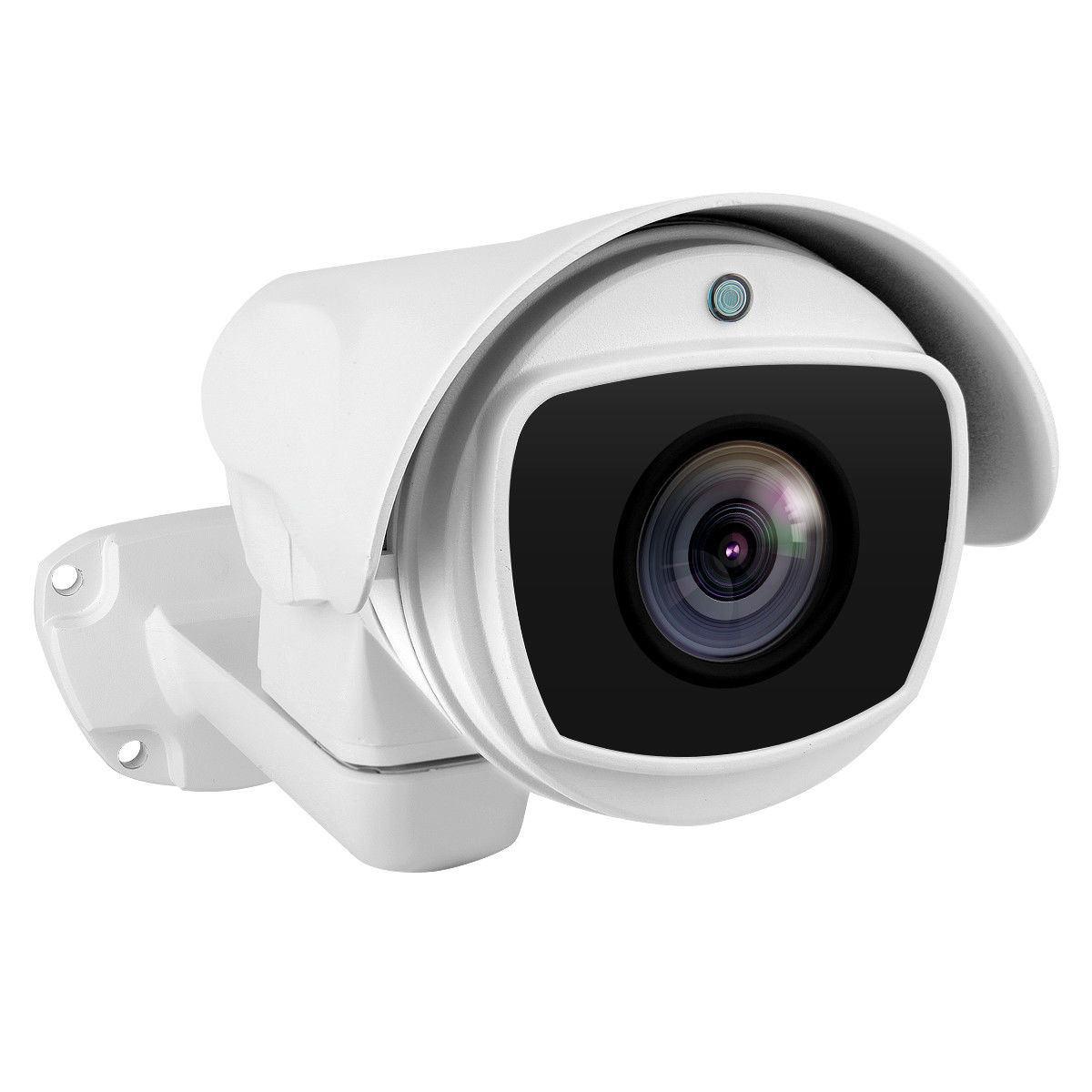 10X Optical ZOOM HD 1080P 1/3 CMOS 2.0MP Mini Bullet PTZ Security CCTV IR H.264 POE IP Camera IP66 Outdoor Audio h3 p1d3 h 264wireless 400kp cmos dome zoom lens ip camera w ir 10x optical zoom white
