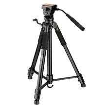 DIGIPOD 67 inç Video Tripod Kamera için Kitleri TR-688V