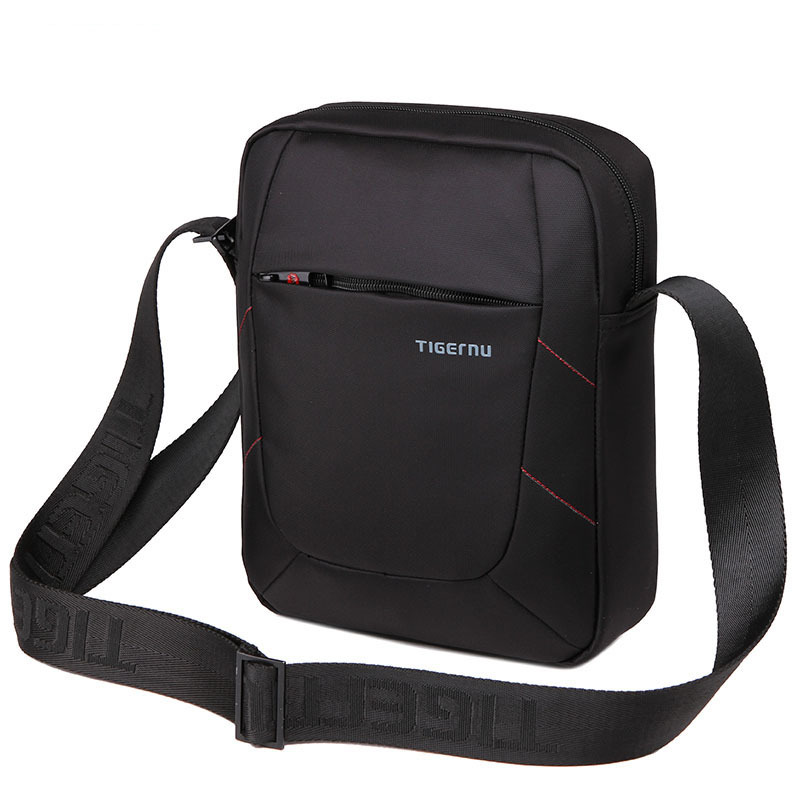 Tigernu Men Messenger Bag Casual Business Fashion Crossbody High Quality Waterproof Hombres Sending Free Gift In Bags From Luggage On