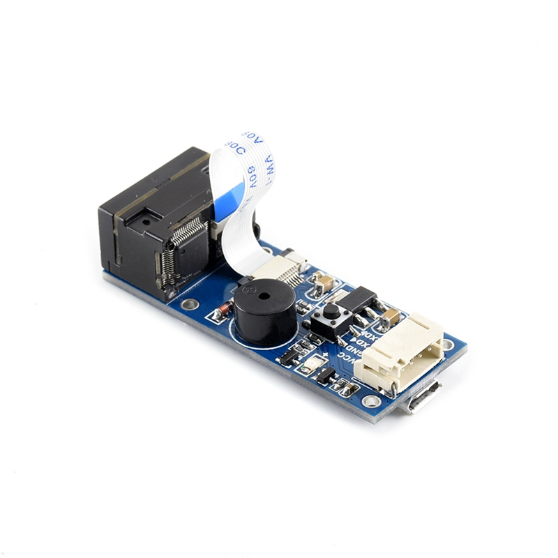 5Pcs QR code barcode recognition module scan code module serial communication UART interface embedded5Pcs QR code barcode recognition module scan code module serial communication UART interface embedded