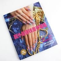 Unghie paznokci Nails Art Unhas Macicure Unha Spulletjes Vernis A Ongle Dissplay Dostarcza Narzędzie Salon Trener Książka Nageldesign Unha