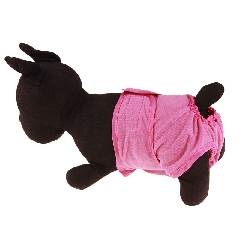 Comfortable Pet Dog Panties Strap Sanitary Underwear Diapers Physiological Pants Clothing TB Sale