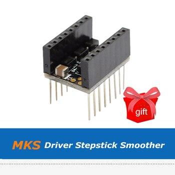 10pcs/lot 3D Printer Parts MKS Coupler Module Smoother Protector Filter For A4988 Drv8825 TMC2100 Stepper Motor Driver durable 3d printer motherboard gt2560 drv8825 driver lcd2004 kit 3d printer parts