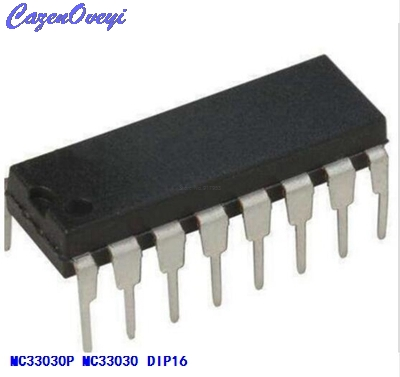 1pcs/lot MC33030P MC33030 DIP16 In Stock1pcs/lot MC33030P MC33030 DIP16 In Stock