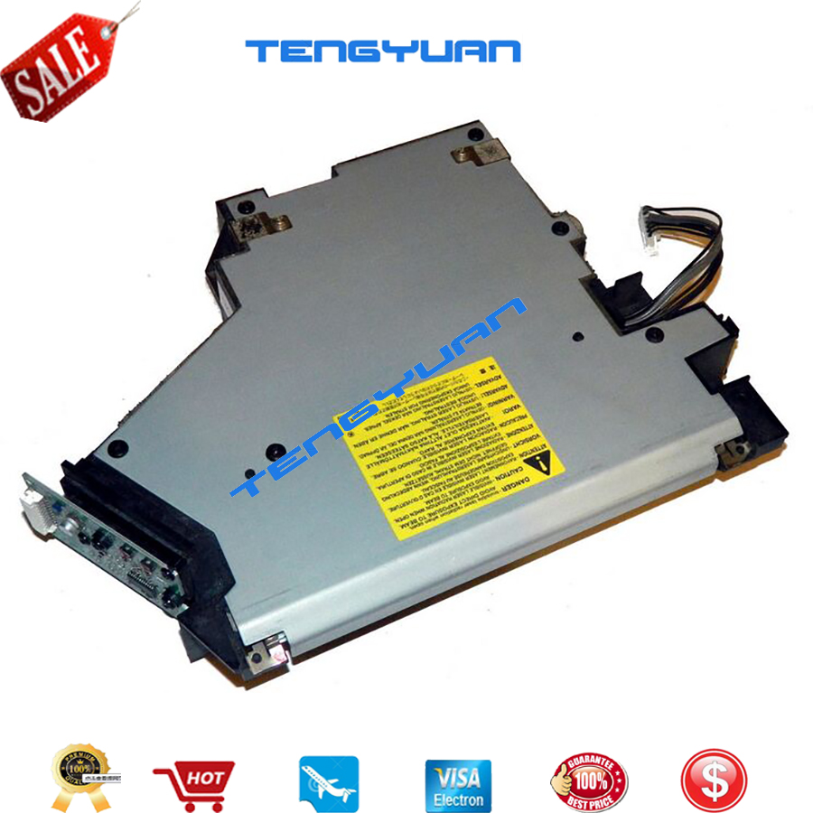 Free shipping original for HP8100/8150 Laser Scanner Assembly RG5-4344-000 RG5-4344 on sale цена