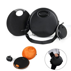 2020  New EVA Hard Bag Cover Box Case for Harman Kardon Onyx Studio 5 Bluetooth Wireless Speaker Extra Space for Plug&Cables