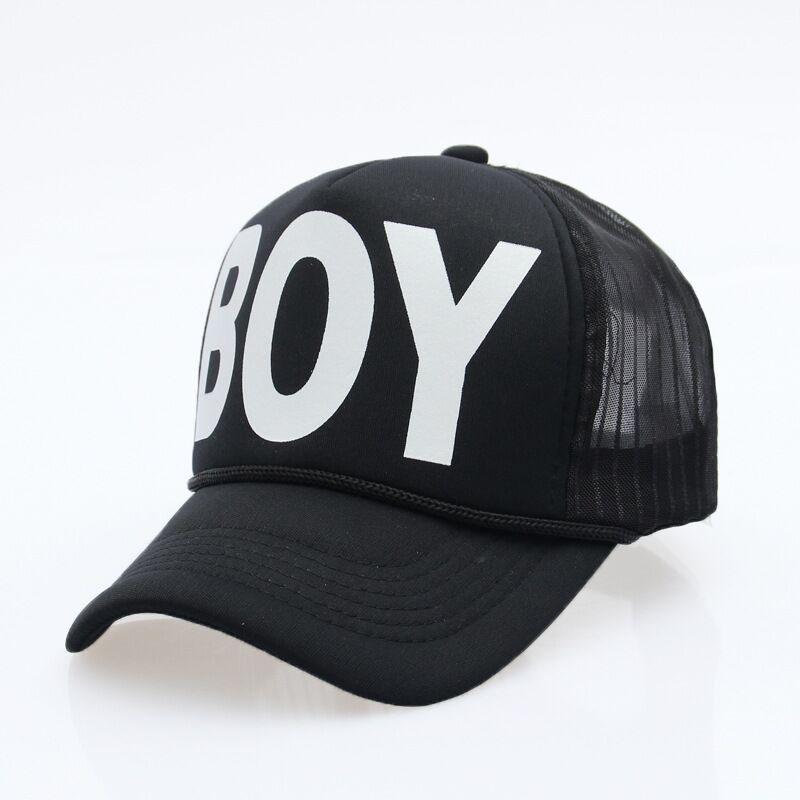 black trucker hat QQ20170809210050