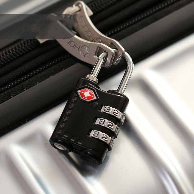 GüNstig Einkaufen Reise Schloss Legierung Tsa Zoll Kombination Code Lock Vorhängeschloss Für Gepäck Zipper Tasche Handtasche Koffer Schublade Schrank Lb88 Novel Design; In
